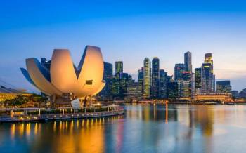 Singapore with 2 Nights Sentosa Island Package ( 5 Nights )