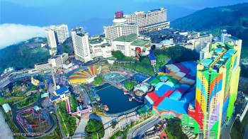 Kuala Lumpur and Genting Highland Package ( 5 Nights ) with Flights