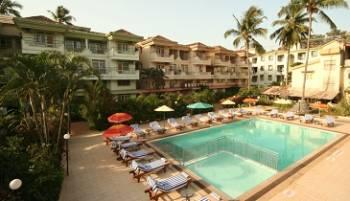 Golden Sun and Endless Fun at SoMy Resorts, Goa ( 4 Nights ) Tour