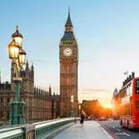 Arrival London Tour