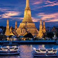 Honeymoon - Thailand 6Days 5Hotel Nights Tour