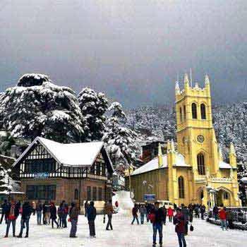 Shimla-Kufri Tour
