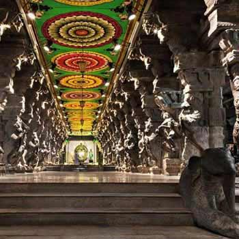 Madurai - Kanyakumari Tour