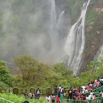 Short Escape to Jog Falls from Bangalore Tour
