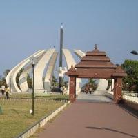 Chennai / Mamallapuram / Kanchipuram / Tiruvannamalai / Pondicherry / Chennai (5 Days / 4 Nights) To
