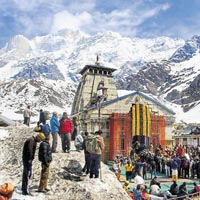 Do Dham Yatra Kedarnath - Badrinath From Delhi for 7 Days / 6 Night Tour