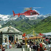 Char Dham Yatra by Helicopter for 5 Days / 4 Nights Tour