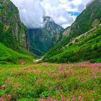 Char Dham & Valley of Flower for 15 Days / 14 Nights Tour