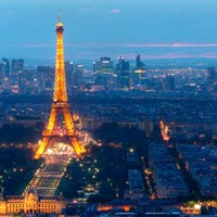 Tours to London and Paris Package
