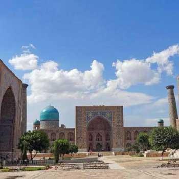 Tashkent Package 04 Night - 05 Days