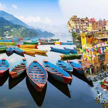Kathmandu - Pokhara - Chitwan 7 Nights / 8 Days