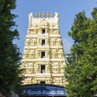 Hyd-Srisailam-Mahanandi-Yagati-Mantraylam and back Tour