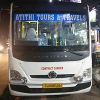 26Seats Bharat Benz