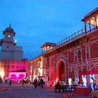 The Pink City - Rajasthan Tour