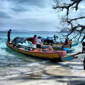 Magical Andamans with Neil Stay Tour