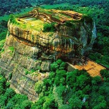 Sigiriya Climb Rock fortress