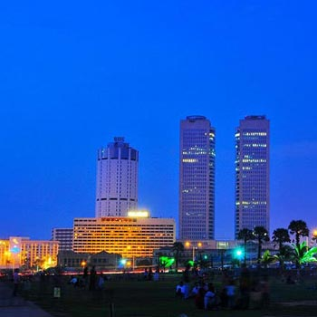 Colombo City View
