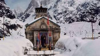Gangotri - Kedarnath -Badrinath Tour