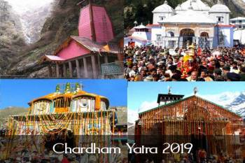 Chardham Yatra Tour Package 2019