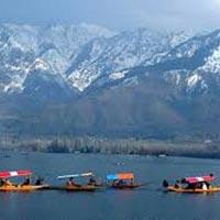 Kashmir 5 Nights & 6 Days Package