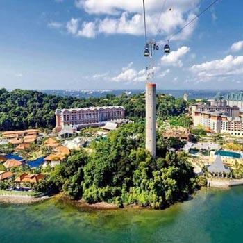Island Trip To Singapore Tour