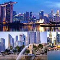 Singapore and Cruise Tour