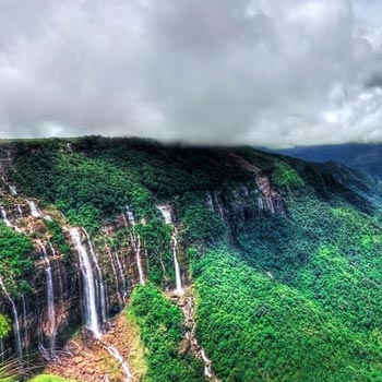 Meghalaya - A journey to the clouds