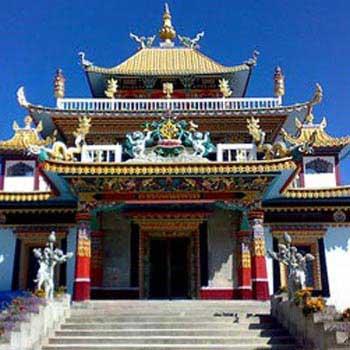 Arunachal Pradesh Monastery Tour.