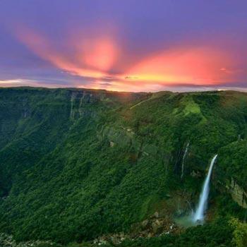 Blissful Arunachal Meghalaya Tour