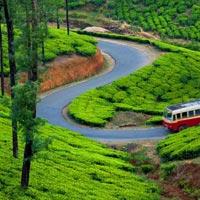 Colors of Kerala - Honeymoon Tour
