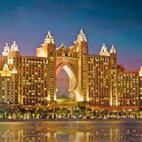 Romantic Dubai Honeymoon Tour Package | 5 Days & 4 Nights