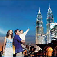5 Nights / 6 Days Singapore & Malaysia Package