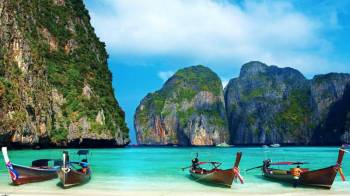 4 Nights 5 Days Thailand Package