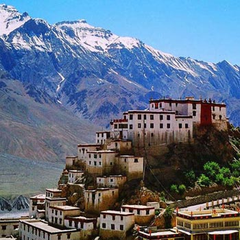 Lahaul & Spiti – 09 Nights 10 Days Tour