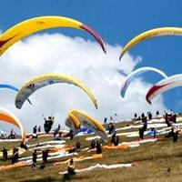 Camping & Paragliding Tour