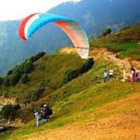 Camping, Trekking and Paragliding Tour