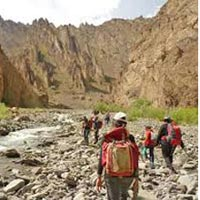 Go-Leb Kangri - 5965 meters Tour