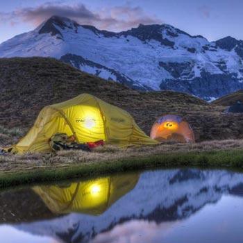 Camping at Ladakh