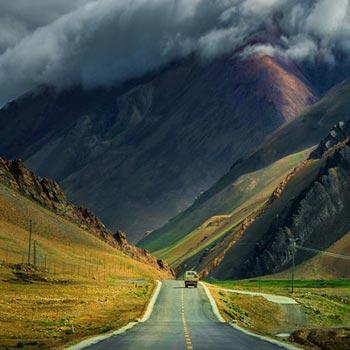 Leh Road