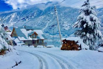4 Nights & 5 Days Kullu – Manali Tour