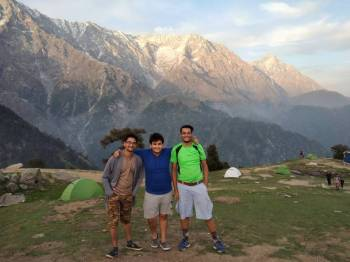 2 Nights & 3 Days Triund Trek Tour