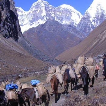Druk Path Trek Trekking Tour