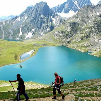 Green Lake Trek Trekking Tour