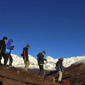 Dzongri Trek & Tour Trekking