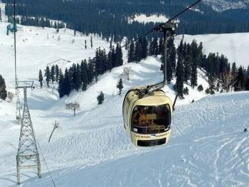 Srinagar to Gulmarg Tour