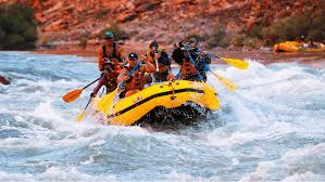 Marine Drive River Rafting Tour