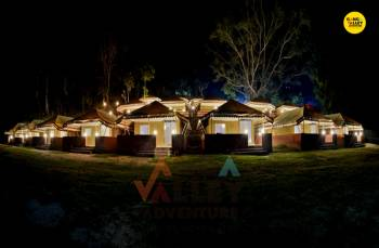 Deluxe Camp Serene Village Bairagarh Tour