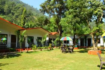 Antaram Resort ( 2 Night Stay with Rafting 26 Kms ) Trip