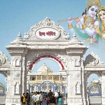 Mathura Vrindavan 2 Days Pilgrimage Tour Package Only For Rs.1499