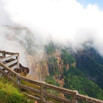 Beautiful Shillong with Guwahati Tour